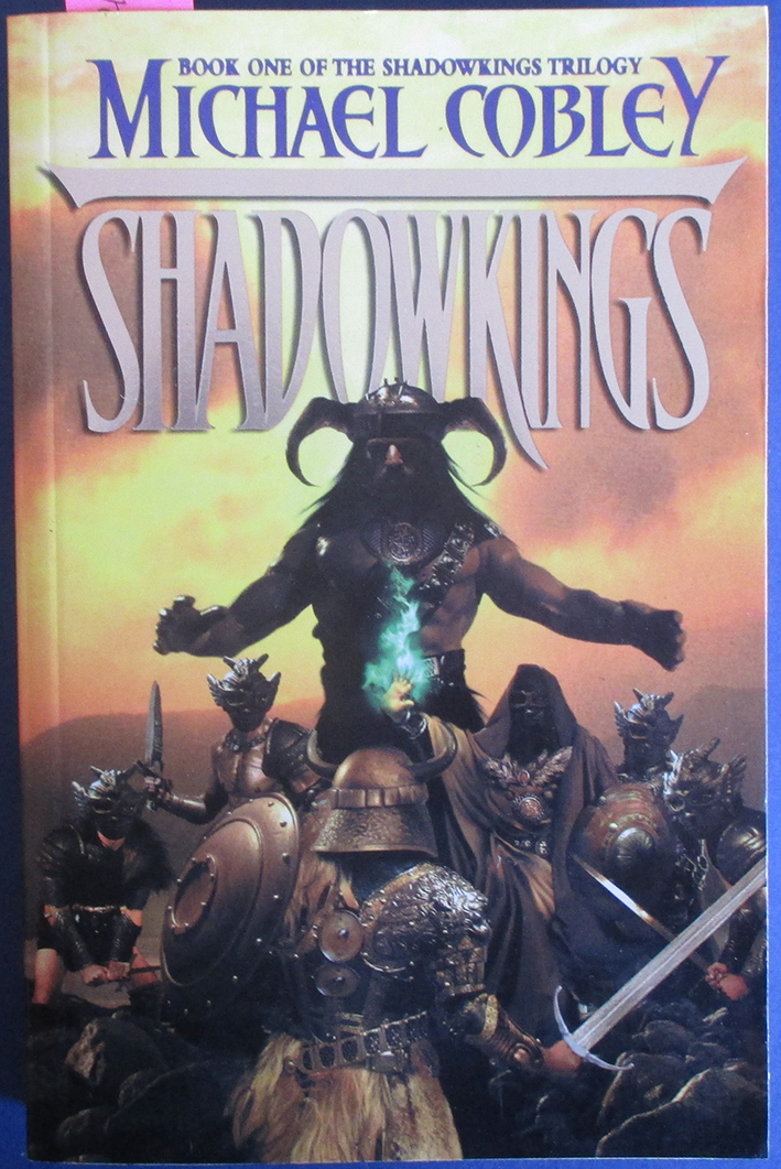 Image for Shadowkings: The Shadowkings Trilogy #1