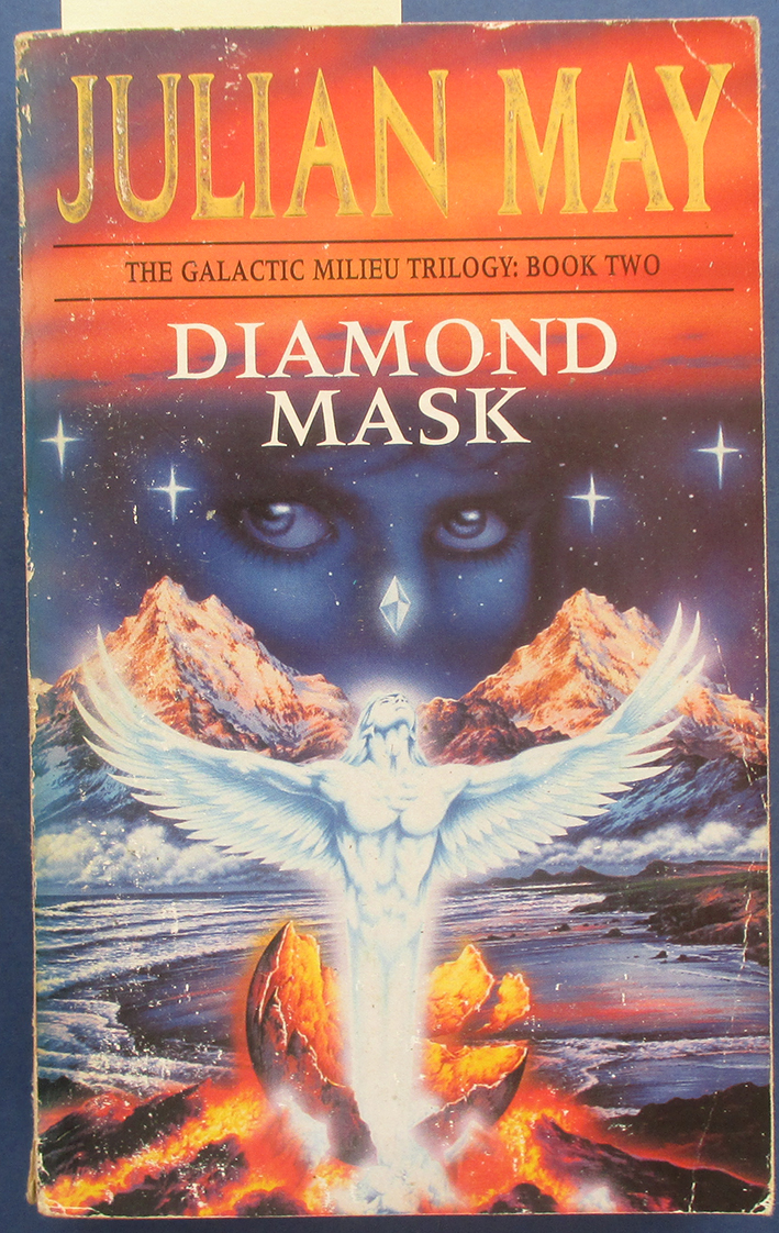 Image for Diamond Mask: The Galactic Milieu (#2)