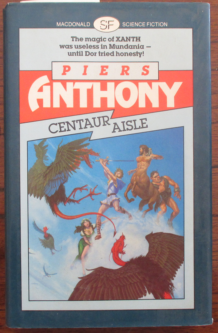 Image for Centaur Aisle: Xanth Series (#4)