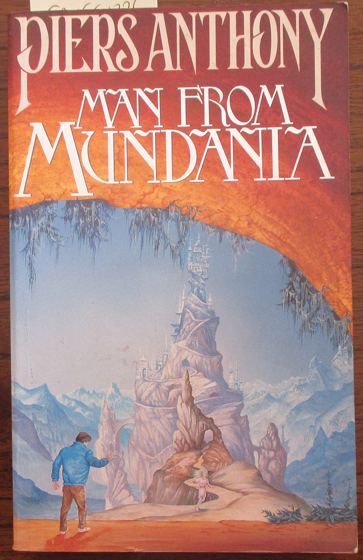 Image for Man from Mundania: Xanth Series (#12)