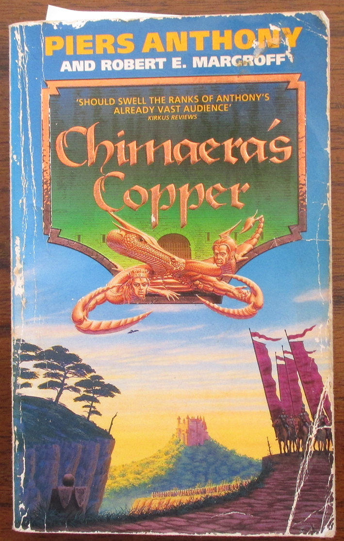 Image for Chimaera's Copper