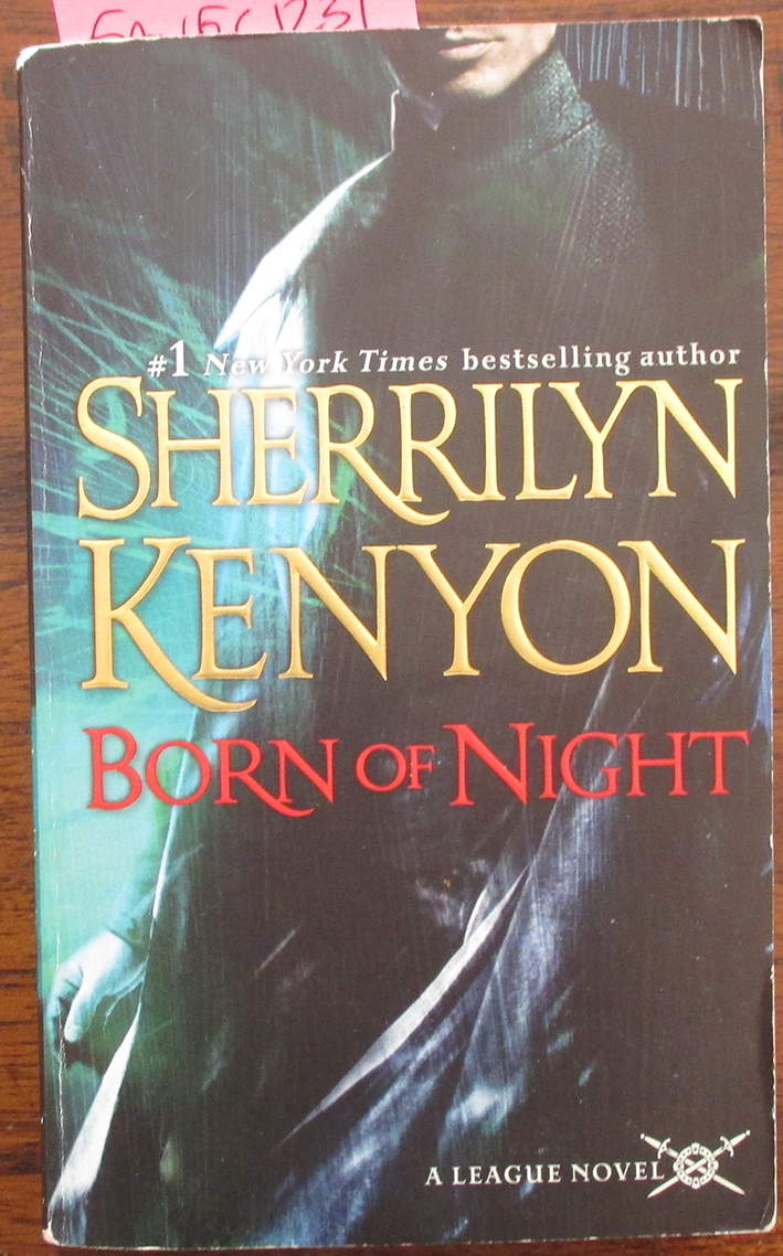 Image for Born of Night (A League Novel)
