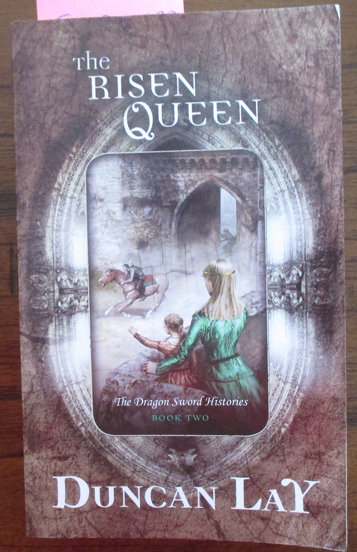 Image for Risen Queen, The: The Dragon Sword Histories #2