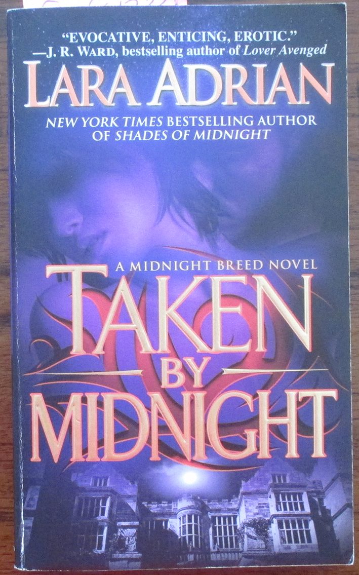 Image for Taken By Midnight: A Midnight Breed Novel #8