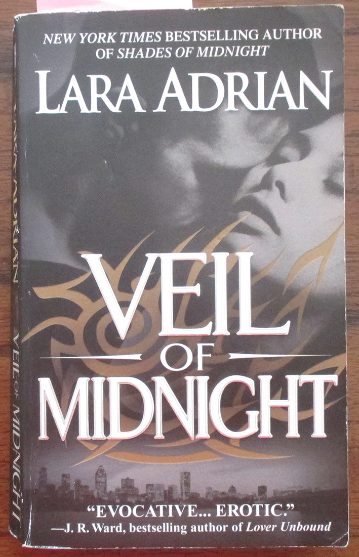 Image for Veil of Midnight: A Midnight Breed Novel #5