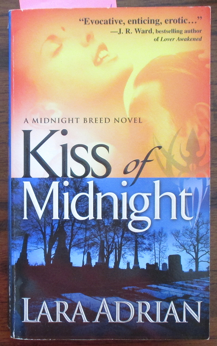 Image for Kiss of Midnight: A Midnight Breed Novel #1