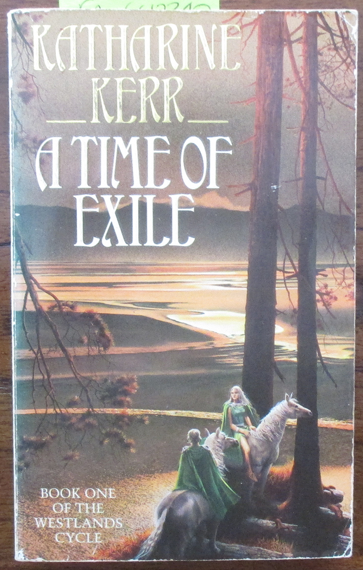 Image for Time of Exile, A: Westlands Cycle (#1)