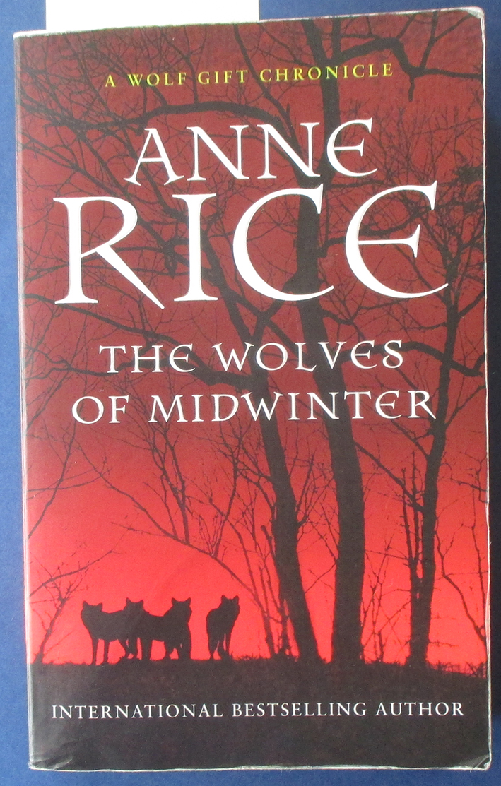 Image for Wolves of the Midwinter, The: A Wolf Gift Chronicle
