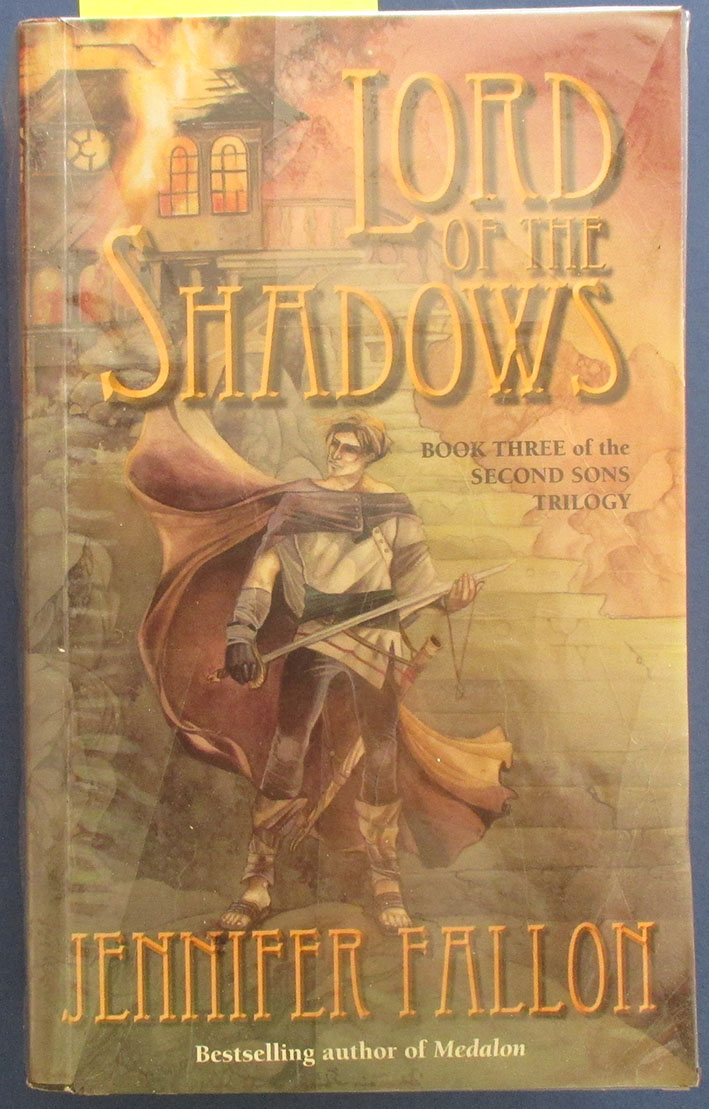 Image for Lord of the Shadows: Second Sons Trilogy #3