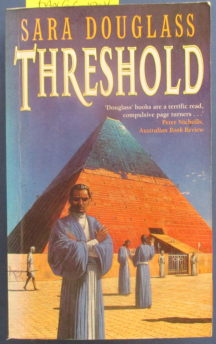 Image for Threshold: Prequel to Darkglass Mountain Series