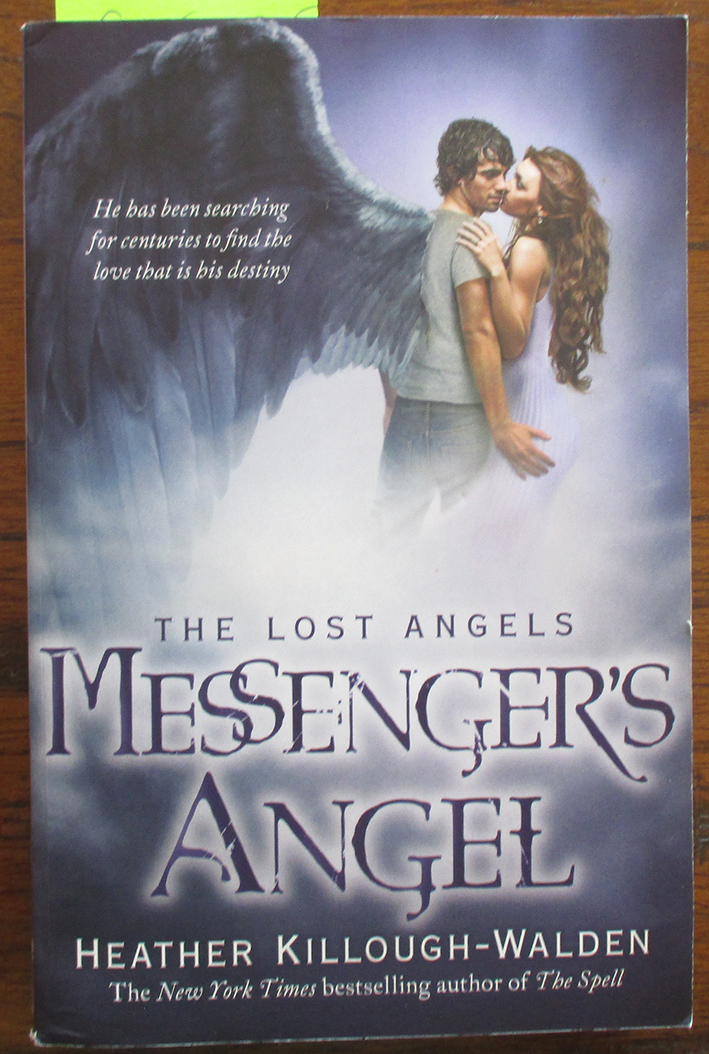 Image for Messenger's Angel: The Lost Angels #2