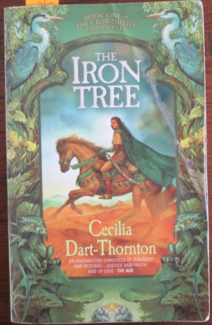 Image for Iron Tree, The: Book 1- The Crowthistle Chronicles