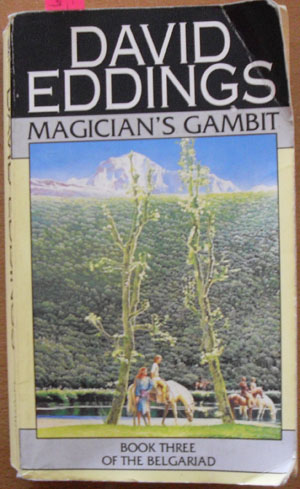 Magician's Gambit (Book #3 - T...