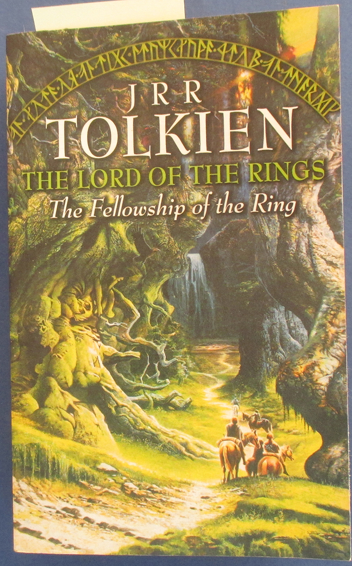 Image for Fellowship of the Ring, The: The Lord of the Rings (Part 1)