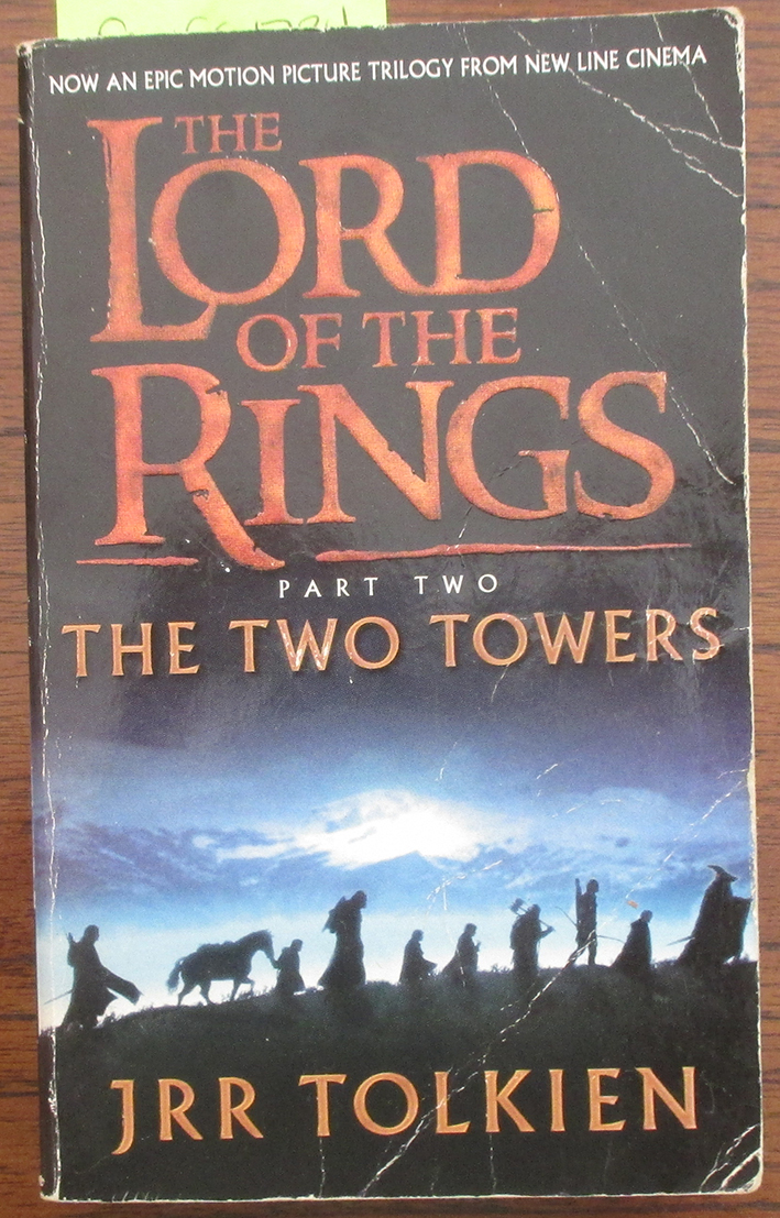 Image for Two Towers, The: The Lord of the Rings (Part 2)