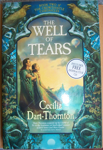 Image for Well of Tears, The: The Crowthistle Chronicles (Book 2)