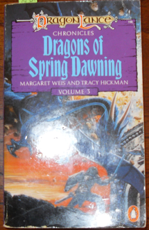 Image for Dragons of Spring Dawn: Dragonlance Chronicles (Volume #3)