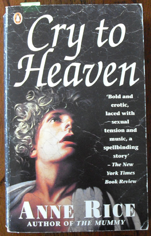 Image for Cry to Heaven