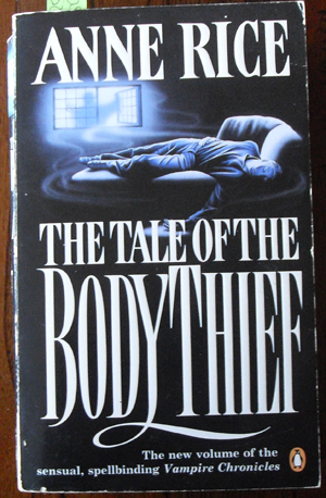 Image for Tale of the Body Thief, The