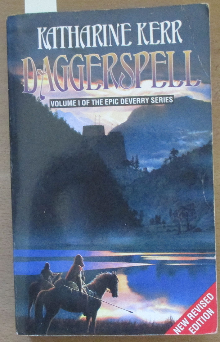 Image for Daggerspell (Volume 1 of the Deverry series)