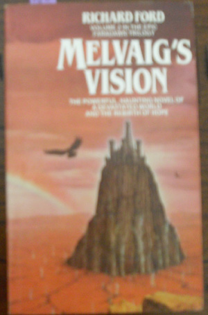 Image for Melvaig's Vision (Volume 2 in the Faradawn Trilogy)