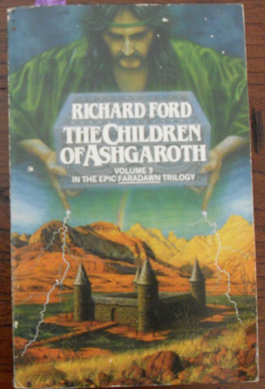 Image for Children of Ashgaroth, The (Volume 3 in the Faradawn Trilogy)