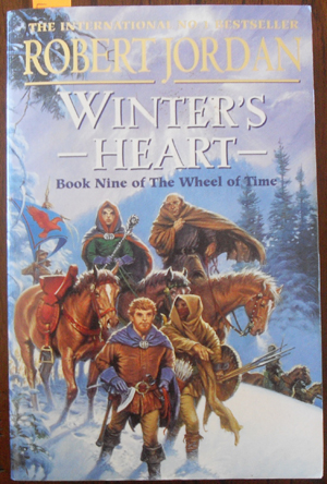 Image for Winter's Heart: The Wheel of Time (#8)