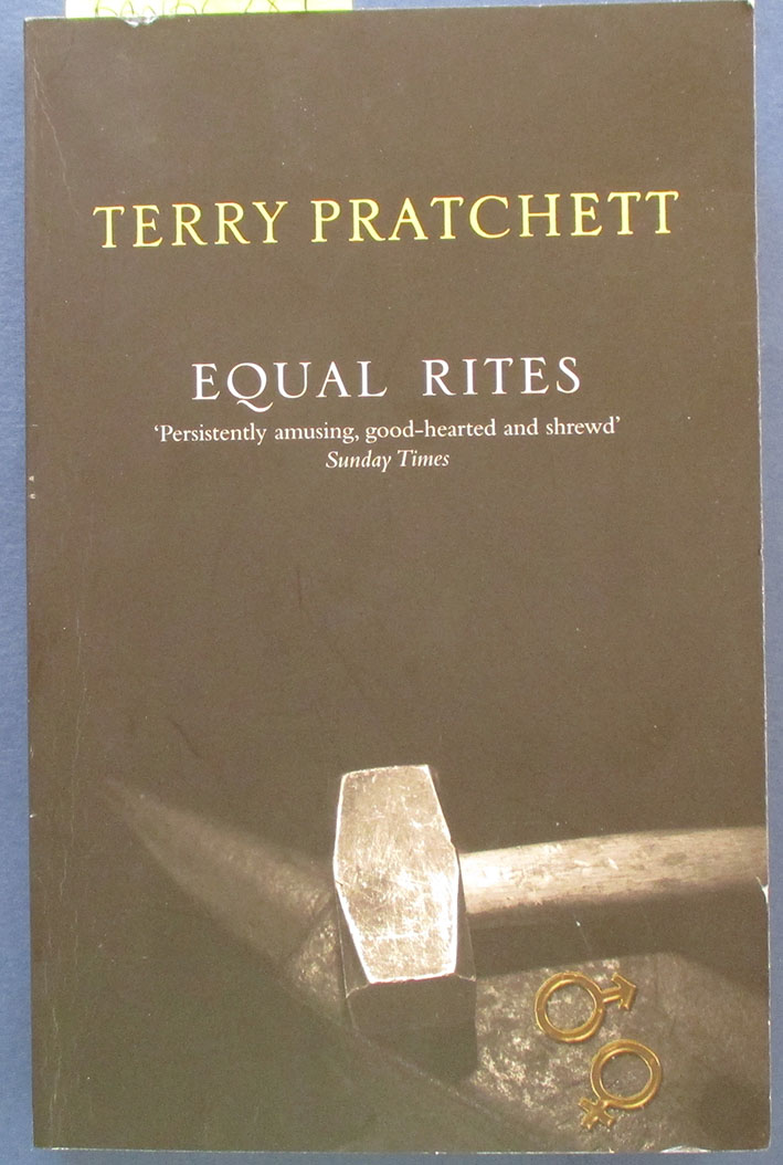 Image for Equal Rites (A Discworld Novel)