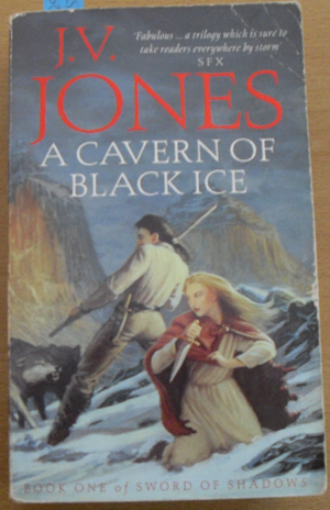 Image for Cavern of Black Ice, A: Sword of Shadows (Volume 1)