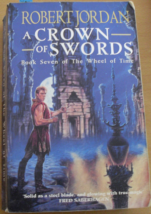 Image for Crown of Swords, A (Book #7 of The Wheel of Time Series)