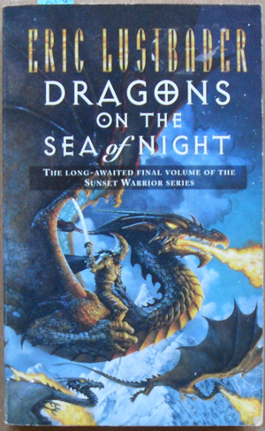 Image for Dragons on the Sea of Night (Sunset Warrior #5)