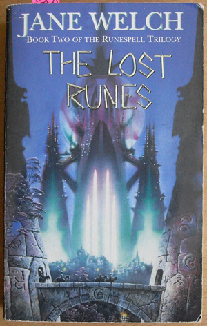 Image for Lost Runes, The: The Runespell Trilogy (Book #2)