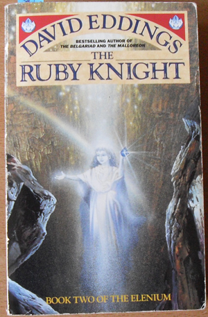 Ruby Knight, The: The Elenium (Book #2)