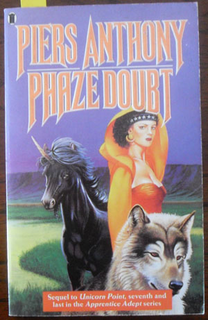 Image for Phaze Doubt: Apprentice Adept Series