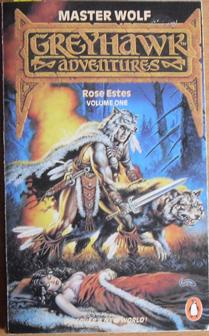 Image for Master Wolf: Greyhawk Adventures (Book Three)