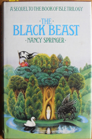 Image for Black Beast, The: The Book of Isle (Sequel to the trilogy)