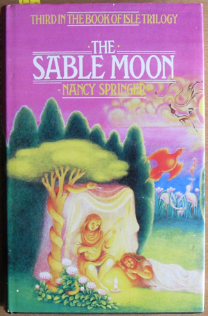 Image for Sable Moon, The: The Book of Isle (Book #3)