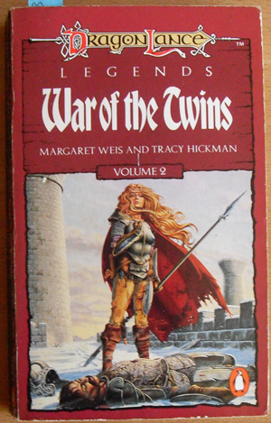 Image for War of the Twins: DragonLance Legends (Volume 2)