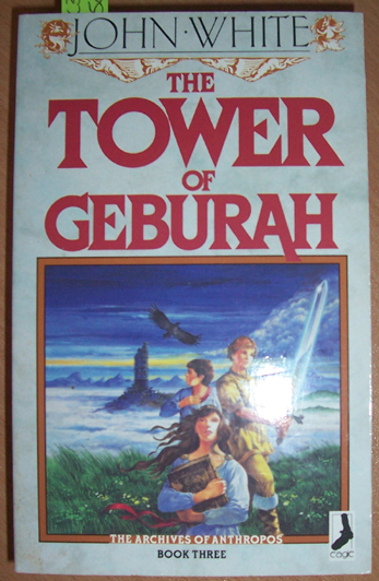 Image for Tower of Geburah, The (The Archives of Anthropos - Book 3)