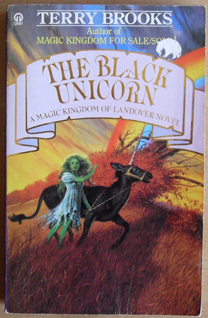 Image for Black Unicorn, The