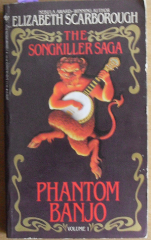 Image for Phantom Banjo: The Songkiller Saga (Volume 1)