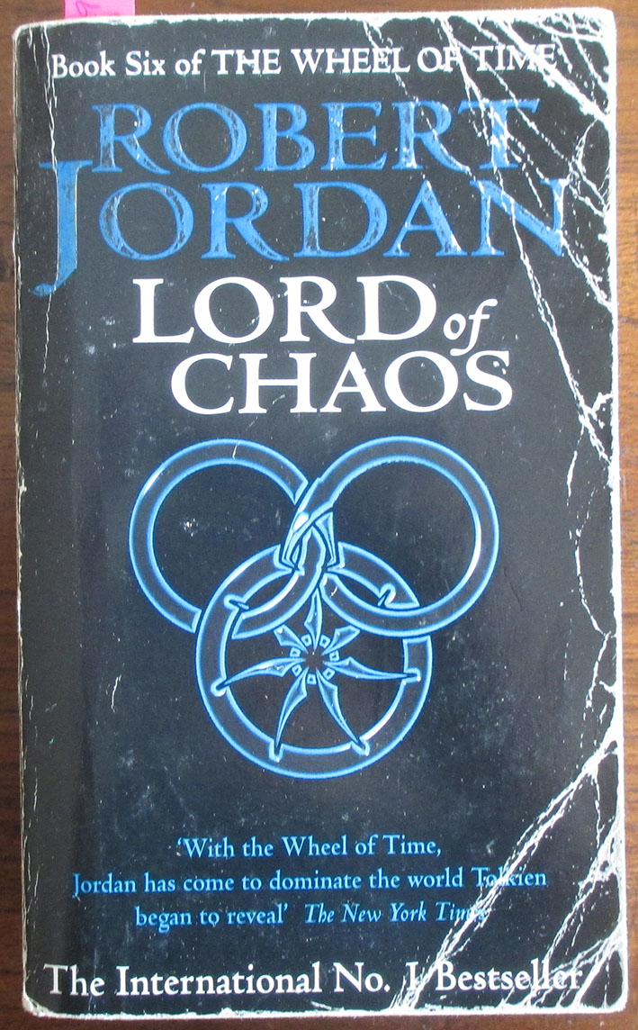 Image for Lord of Chaos: Book #6 of the Wheel of Time