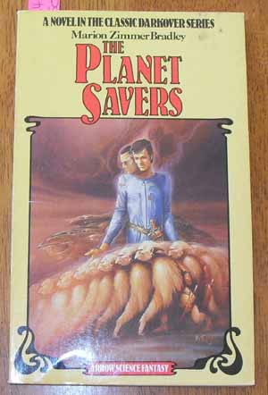 Image for Planet Savers, The (A Novel in the Classic Darkover Series)