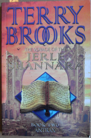 Image for Antrax: The Voyage of the Jerle Shannara (Book #2)