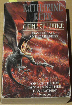 Image for Time of Justice, A: Days of Air and Darkness