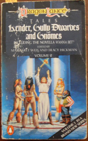 Image for Kender, Gully Dwarves and Gnomes: Dragonlance Tales (Volume 2)