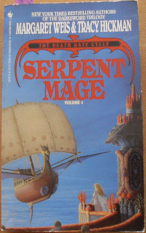 Image for Serpent Mage: The Death Gate Cycle (Volume 4)