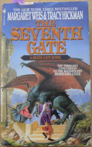 Image for Seventh Gate, The: A Death Gate Novel