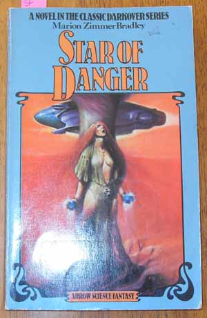 Image for Star of Danger (A Novel in the Classic Darkover Series)