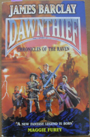 Image for Dawnthief: Chronicles of the Raven (#1)